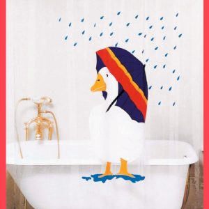 PEVA SHOWER CURTAIN 1,80 X 2,00 No 486