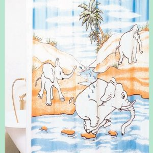 PEVA SHOWER CURTAIN 1,80 X 2,00 No 487