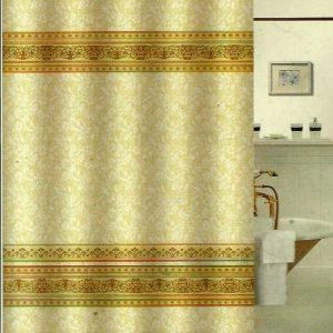 SHOWER CURTAIN  E-118  2,40X1,80