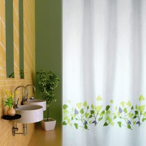 SHOWER CURTAIN No 1749 IVY 1,80X1,80