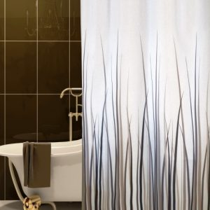 SHOWER CURTAIN No 1776 SILHOUETTE 1,80X1,80