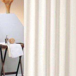 SHOWER CURTAIN HOTEL T2418 ECRU 2,40X1,80