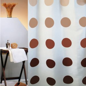 SHOWER CURTAIN Νο 1793 COLOR MOON 2,40 Χ 1,80
