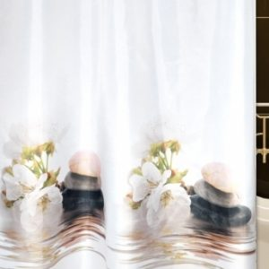 SHOWER CURTAIN No 1969 HARMONY 1,80X1,80