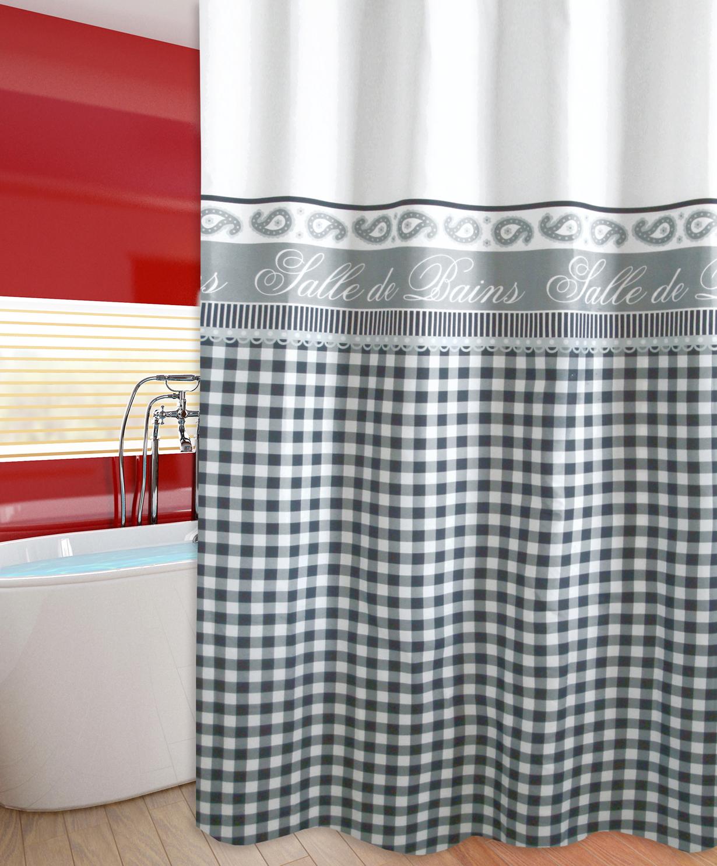 Shower Curtain 2045 Salle De Bain 2 40 1 80