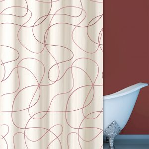 SHOWER CURTAIN Νο 1979 SLIM 1,80X2,00