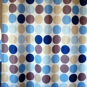 SHOWER CURTAIN No 1031 S-1031 1,80X1,80
