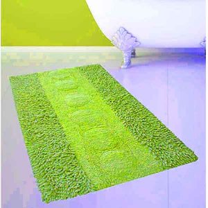 BATH-MAT 803 GREEN 50X80
