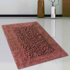 BATH-MAT COMBIE 45X70 BROWN