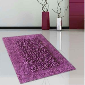 BATH-MAT COMBIE 45X70 PURPLE