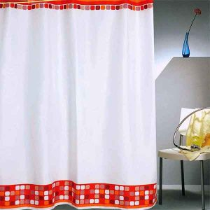 SHOWER CURTAIN TILE 2,40 Χ 1,80